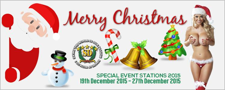 Merry Christmas Special Event 2015
